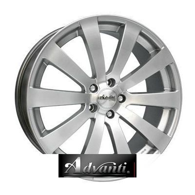 Advanti Racing Shine 8x19 ET38 5x110 65.1