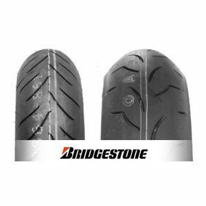 Bridgestone Battlax BT-016 PRO 120/70 ZR17 58W Sprednja